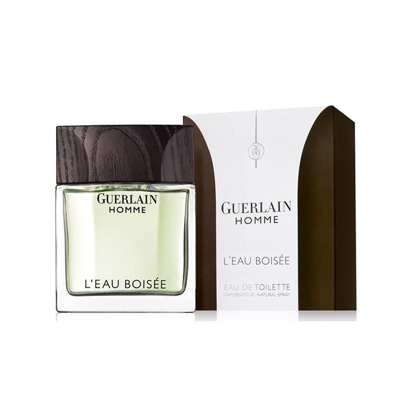 Guerlain Homme L`eau Boisee — туалетная вода 50ml для мужчин