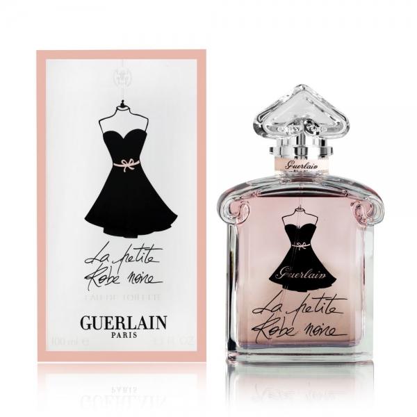 Guerlain La Petite Robe Noire — туалетная вода 100ml для женщин