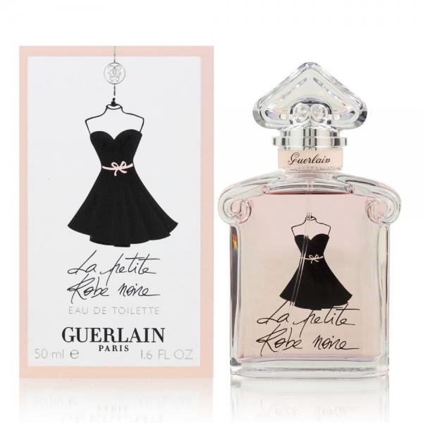Guerlain La Petite Robe Noire — туалетная вода 50ml для женщин