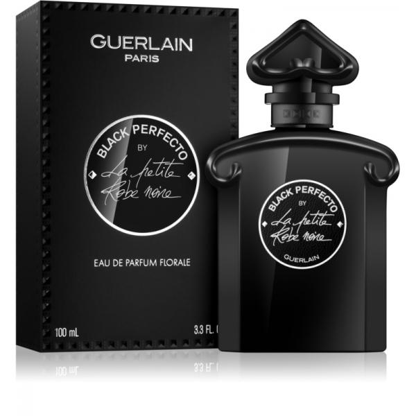 Guerlain La Petite Robe Noire Black Perfecto — парфюмированная вода 100ml для женщин