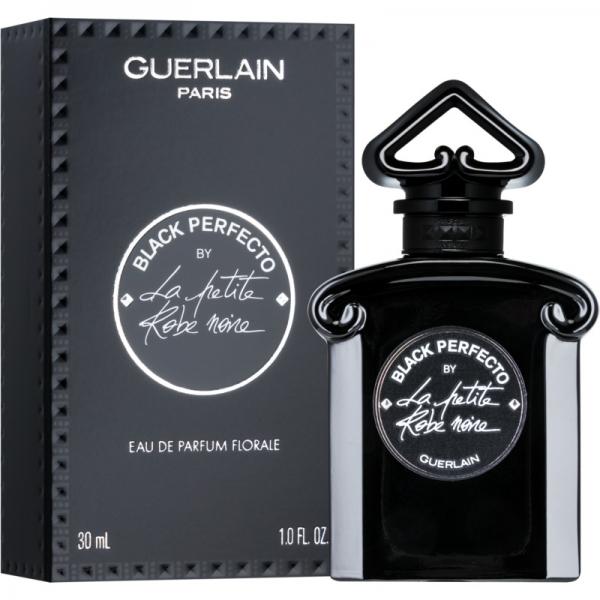 Guerlain La Petite Robe Noire Black Perfecto — парфюмированная вода 30ml для женщин