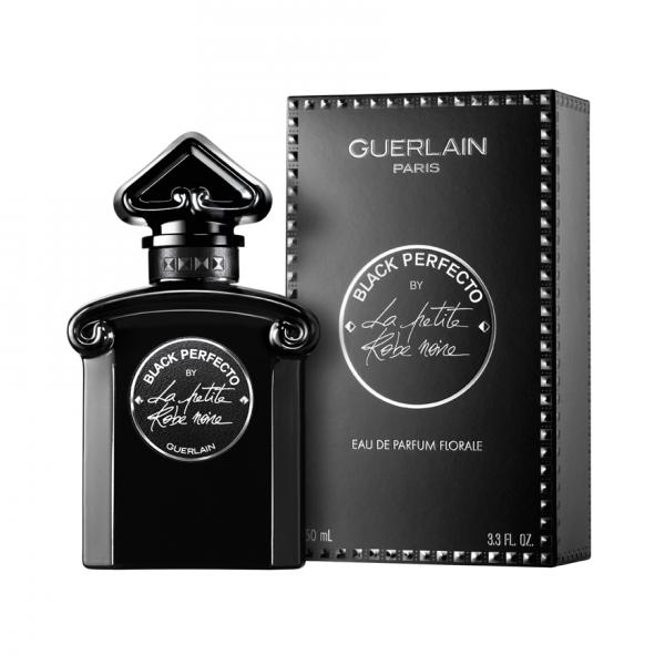 Guerlain La Petite Robe Noire Black Perfecto — парфюмированная вода 50ml для женщин