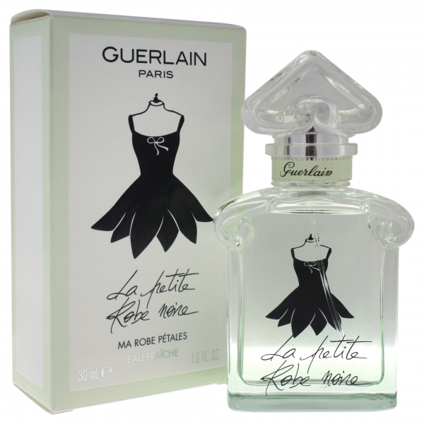 Guerlain La Petite Robe Noire Eau Fraiche — туалетная вода 30ml для женщин