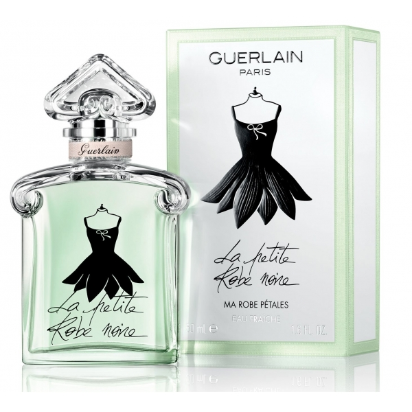 Guerlain La Petite Robe Noire Eau Fraiche — туалетная вода 75ml для женщин