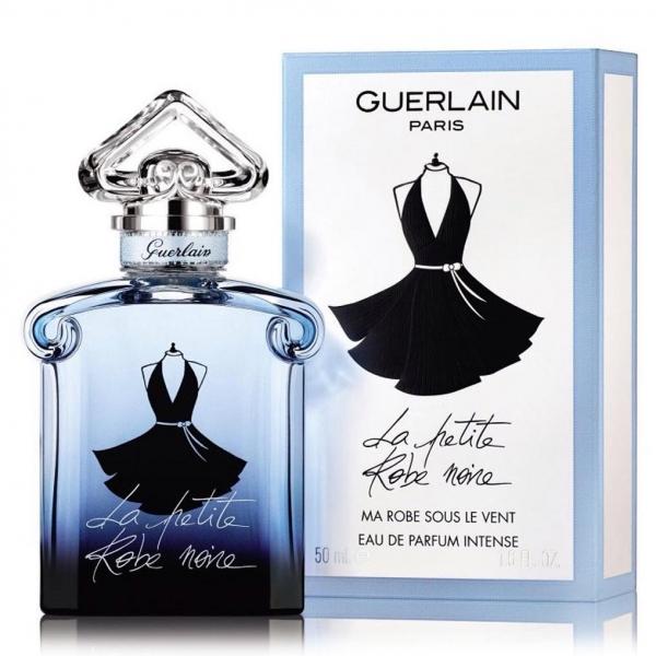 Guerlain La Petite Robe Noire Intense — парфюмированная вода 50ml для женщин