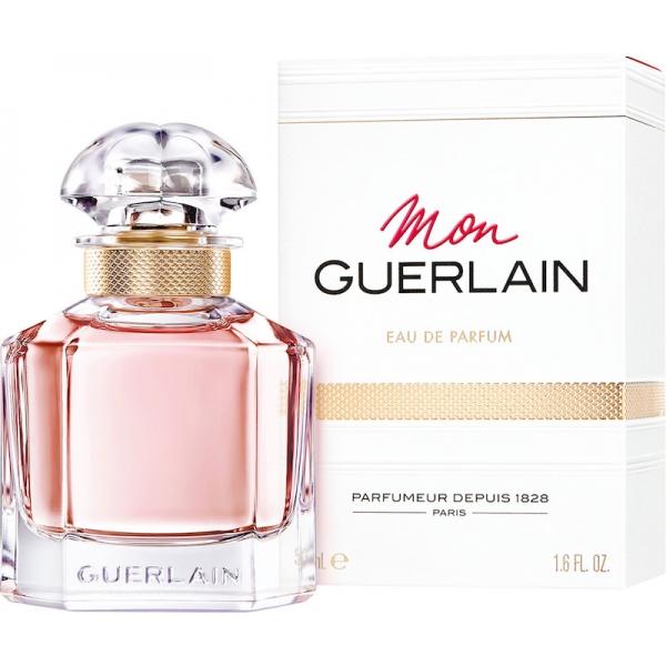 Guerlain Mon Guerlain — парфюмированная вода 50ml для женщин