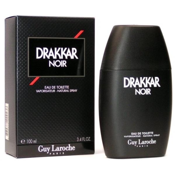 Guy Laroche Drakkar Noir — туалетная вода 100ml для мужчин