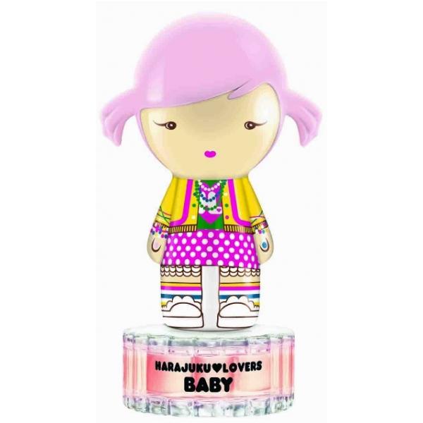 Harajuku Lovers Baby — туалетная вода 100ml для женщин ТЕСТЕР