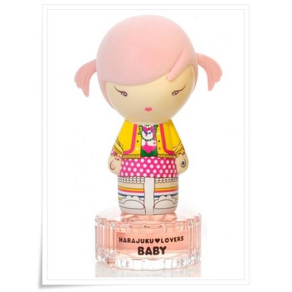 Harajuku Lovers Wicked Style Baby — туалетная вода 100ml для женщин ТЕСТЕР