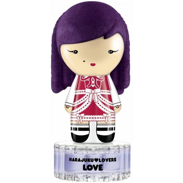 Harajuku Lovers Wicked Style Love — туалетная вода 100ml для женщин ТЕСТЕР