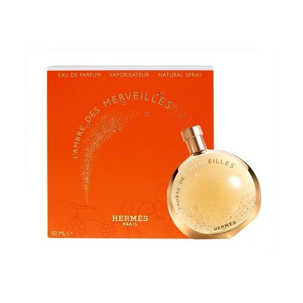 Hermes L`Ambre Des Merveilles — парфюмированная вода 15ml для женщин