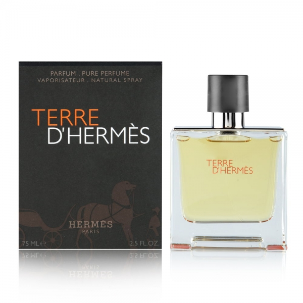 Hermes Terre D`Hermes — духи 75ml для мужчин