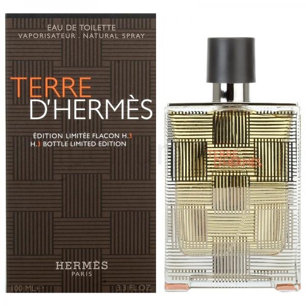 Hermes Terre D`Hermes — туалетная вода 100ml для мужчин limited edition