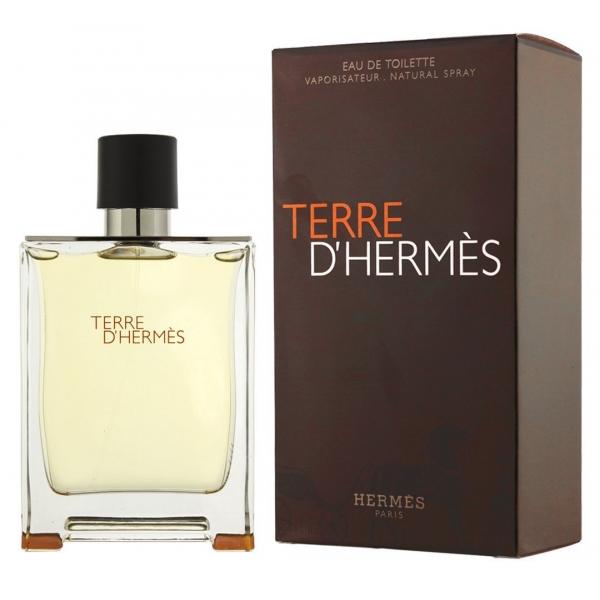 Hermes Terre D`Hermes — туалетная вода 200ml для мужчин