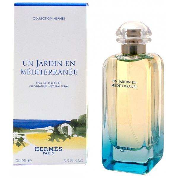 Hermes Un Jardin En Mediterranee — туалетная вода 100ml унисекс ТЕСТЕР