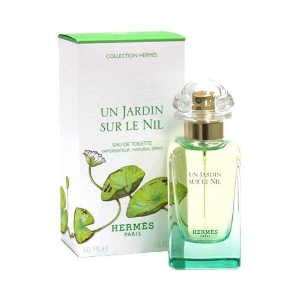 Hermes Un Jardin Sur Le Nil — туалетная вода 50ml унисекс