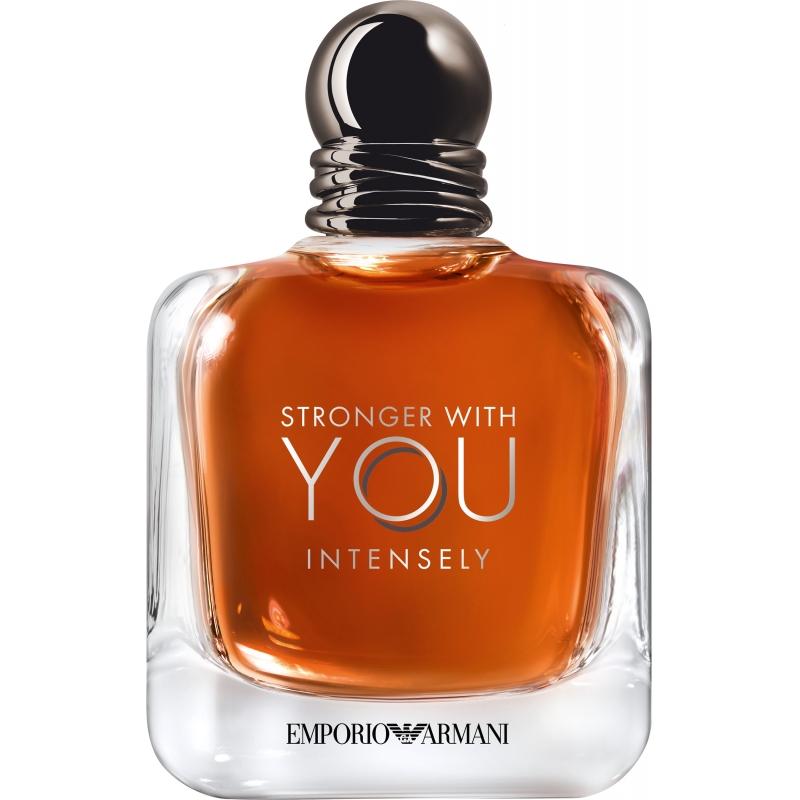 Giorgio Armani Emporio Armani Stronger With You Intensely — парфюмированная вода 100ml для мужчин