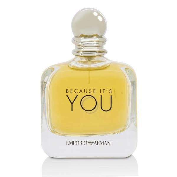 Giorgio Armani Emporio Armani Because It's You — парфюмированная вода 100ml для женщин ТЕСТЕР