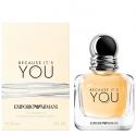 Giorgio Armani Emporio Armani Because It's You — парфюмированная вода 30ml для женщин