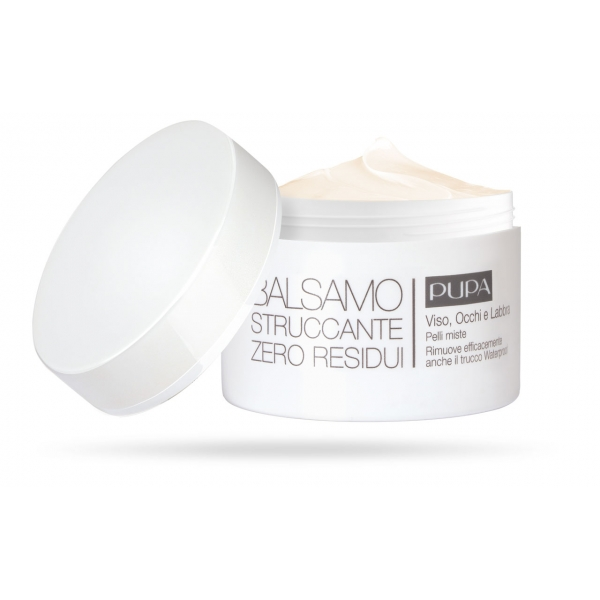 Pupa Zero Residue Make-Up Removing Balm для комбинированной кожи 100ml