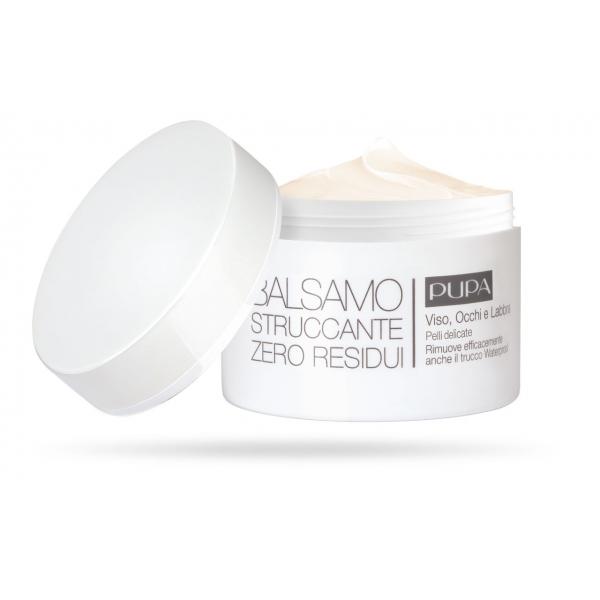 Pupa Zero Residue Make-Up Removing Balm для чувствительной кожи 100ml