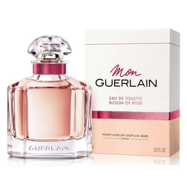 Guerlain Mon Guerlain Bloom of Rose — парфюмированная вода 100ml для женщин