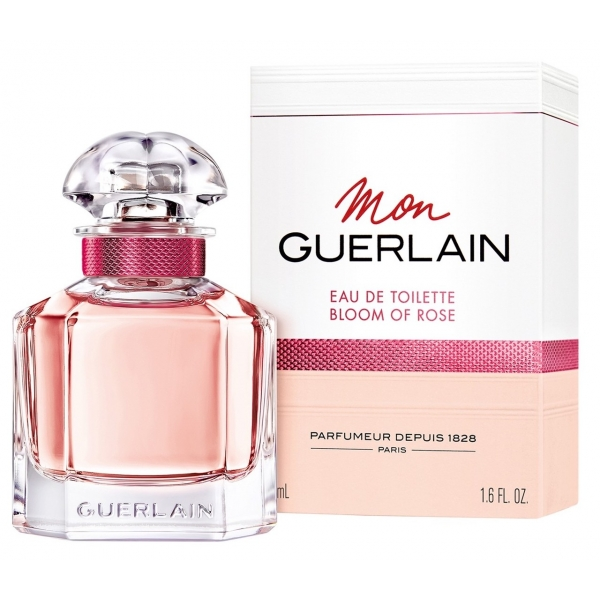 Guerlain Mon Guerlain Bloom of Rose — парфюмированная вода 50ml для женщин