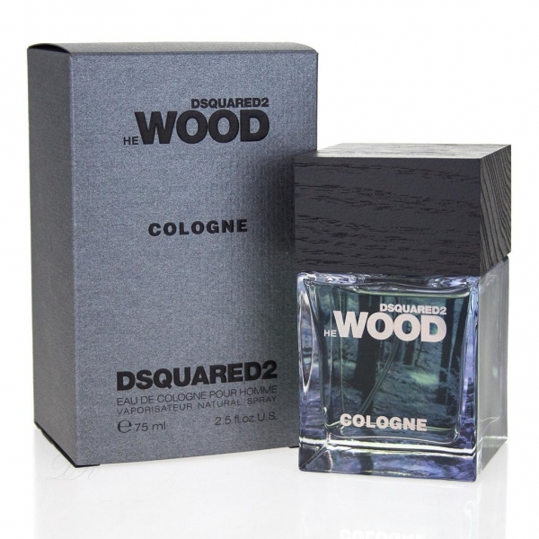 Dsquared2 He Wood Cologne — одеколон 75ml для мужчин