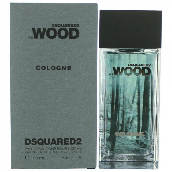 Dsquared2 He Wood Cologne — одеколон 150ml для мужчин