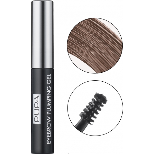 Pupa Eyebrow Plumping Gel гель для бровей