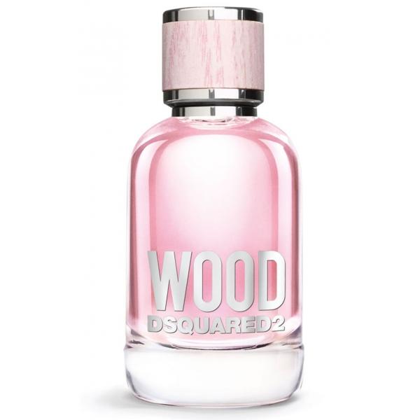 Dsquared2 Wood Pour Femme — туалетная вода 100ml для женщин ТЕСТЕР