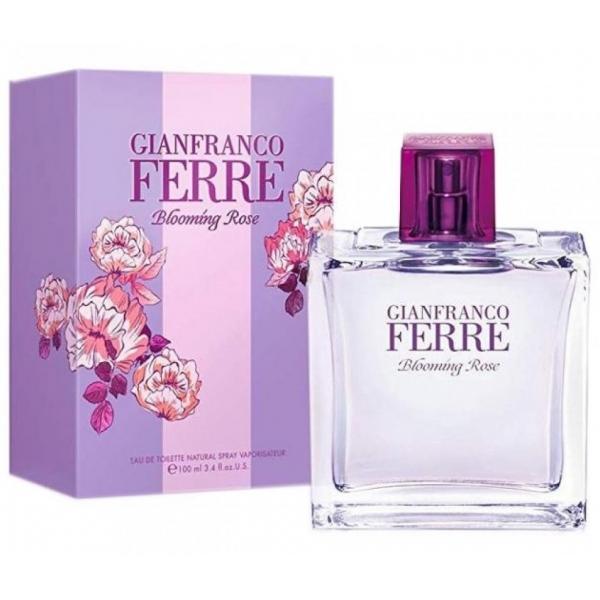 Gianfranco Ferre Blooming Rose — туалетная вода 100ml для женщин