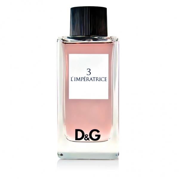 Dolce&Gabbana 3 L`Imperatrice — туалетная вода 100ml для женщин ТЕСТЕР