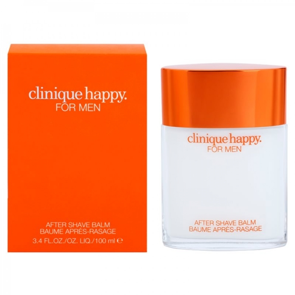 Clinique Happy — лосьон после бритья 100ml для мужчин