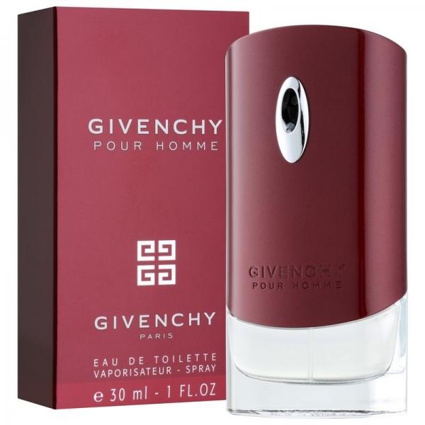 Givenchy Pour Homme — туалетная вода 30ml для мужчин