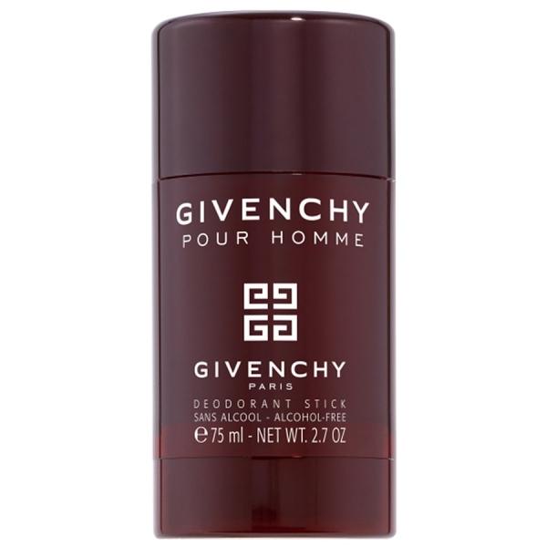 Givenchy Pour Homme — дезодорант стик 75ml для мужчин