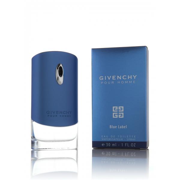 Givenchy Blue Label pour homme — туалетная вода 30ml для мужчин