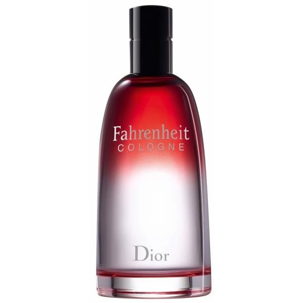 Christian Dior Fahrenheit Cologne — одеколон 125ml для мужчин ТЕСТЕР