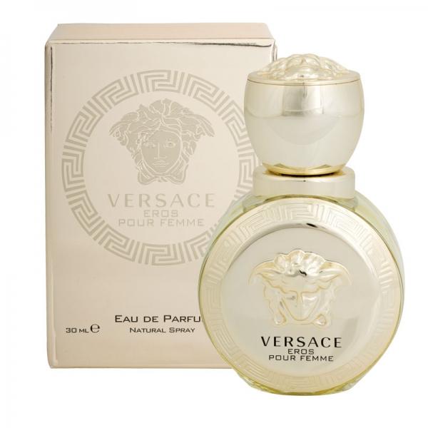 Versace Eros Pour Femme — парфюмированная вода 30ml для женщин