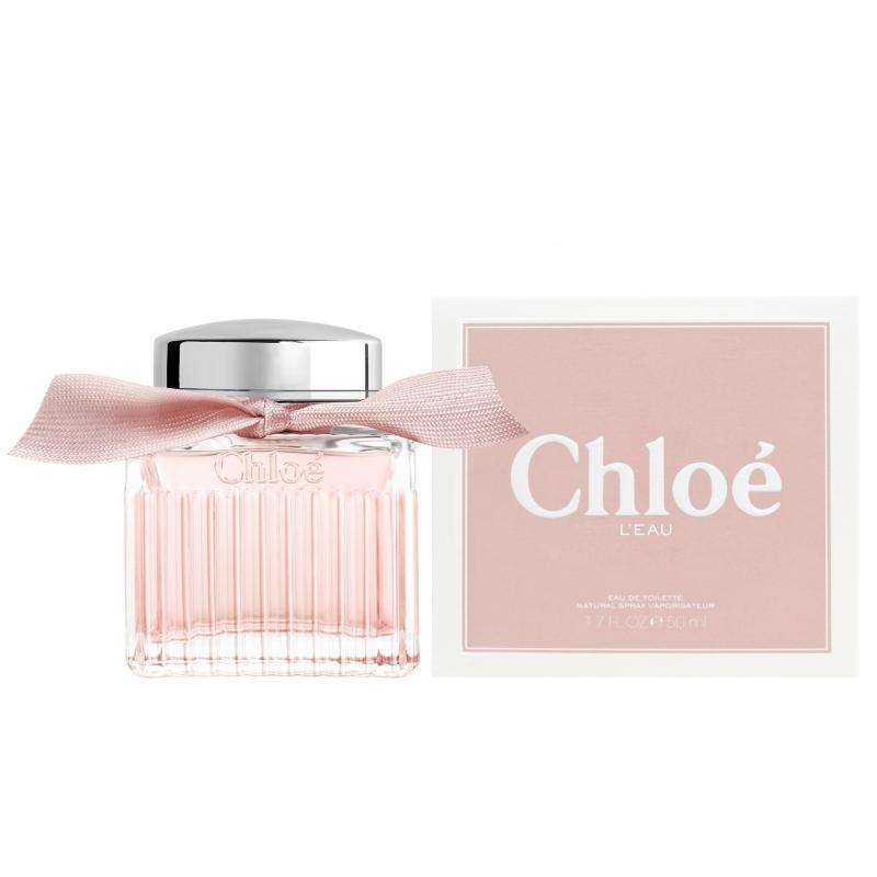 Chloe L`eau Еаu de Toilette — туалетная вода 50ml для женщин