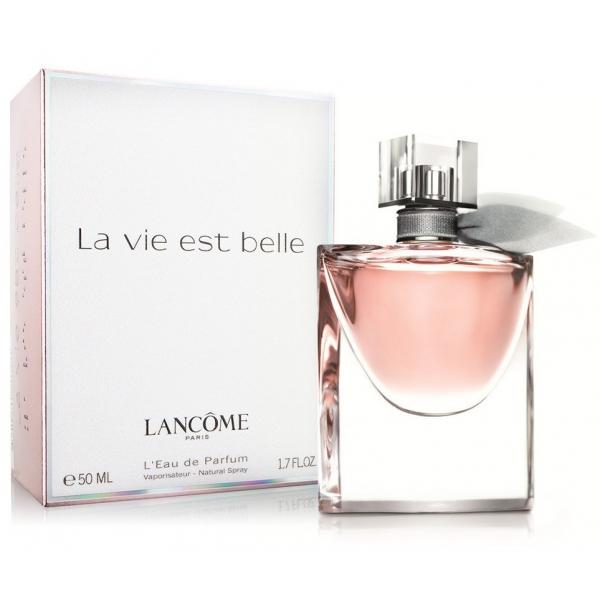 Lancome La Vie Est Belle — парфюмированная вода 50ml для женщин