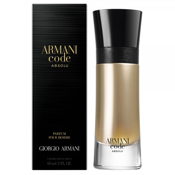 Giorgio Armani Code Absolu Pour Homme — парфюмированная вода 60ml для мужчин