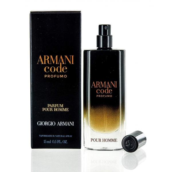 Giorgio Armani Code Profumo — парфюмированная вода 15ml для мужчин