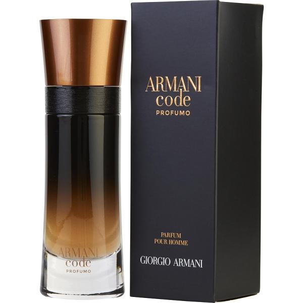 Giorgio Armani Code Profumo — парфюмированная вода 60ml для мужчин