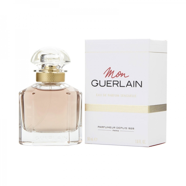 Guerlain Mon Guerlain Sensuelle — парфюмированная вода 50ml для женщин