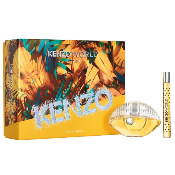 Kenzo World Power — набор (edp 50ml+edp10ml) для женщин