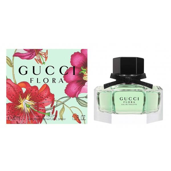 Gucci Flora By Gucci — туалетная вода 30ml для женщин