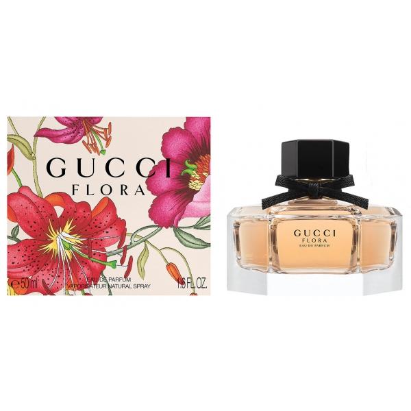 Gucci Flora By Gucci Eau de Parfum — парфюмированная вода 50ml для женщин