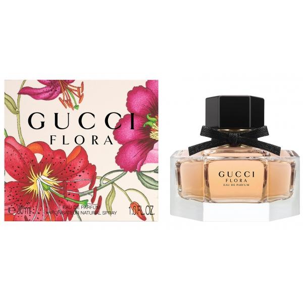 Gucci Flora By Gucci Eau de Parfum — парфюмированная вода 30ml для женщин