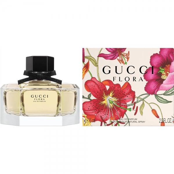 Gucci Flora By Gucci Eau de Parfum — парфюмированная вода 75ml для женщин